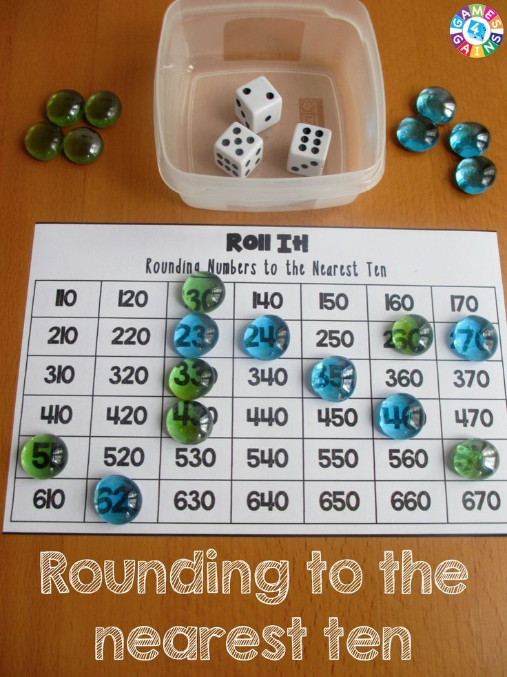 Roll It  Rounding Game   ThirdGradeTroop com   Pinterest   Rounding     This FREE rounding game worked great in my math centers  The game board for  rounding numbers to the nearest ten was perfect practice for my 3rd graders