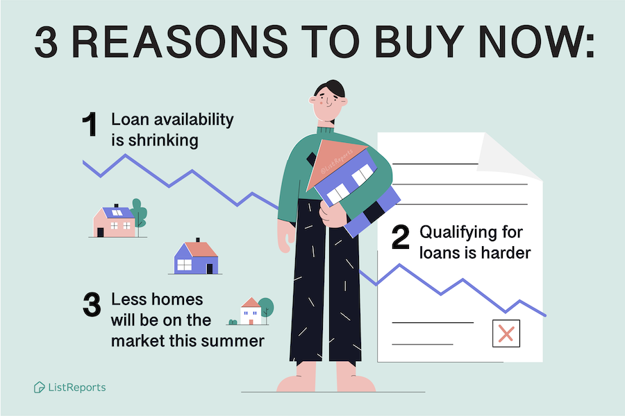 If you're on the fence or are unsure about current market conditions, we 🙋♀️ can help you decide if buying a home is the right choice for you. Send us a message 📩  - We're here to help!   De Costa Realty  786-493-9180  DeCostaRealty.com   #Buying #Homeownership #DeCostaRealty