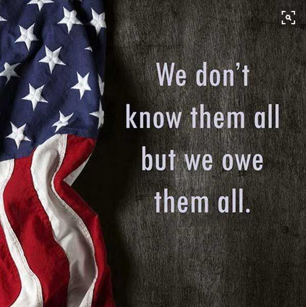 Awesome Veterans Day Quotes, Messages and Sayings on Memorial Day