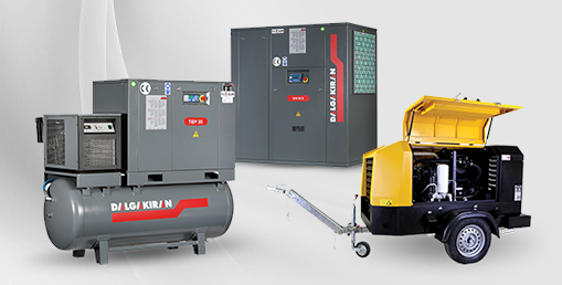 Our compressors combine innovative solutions with high