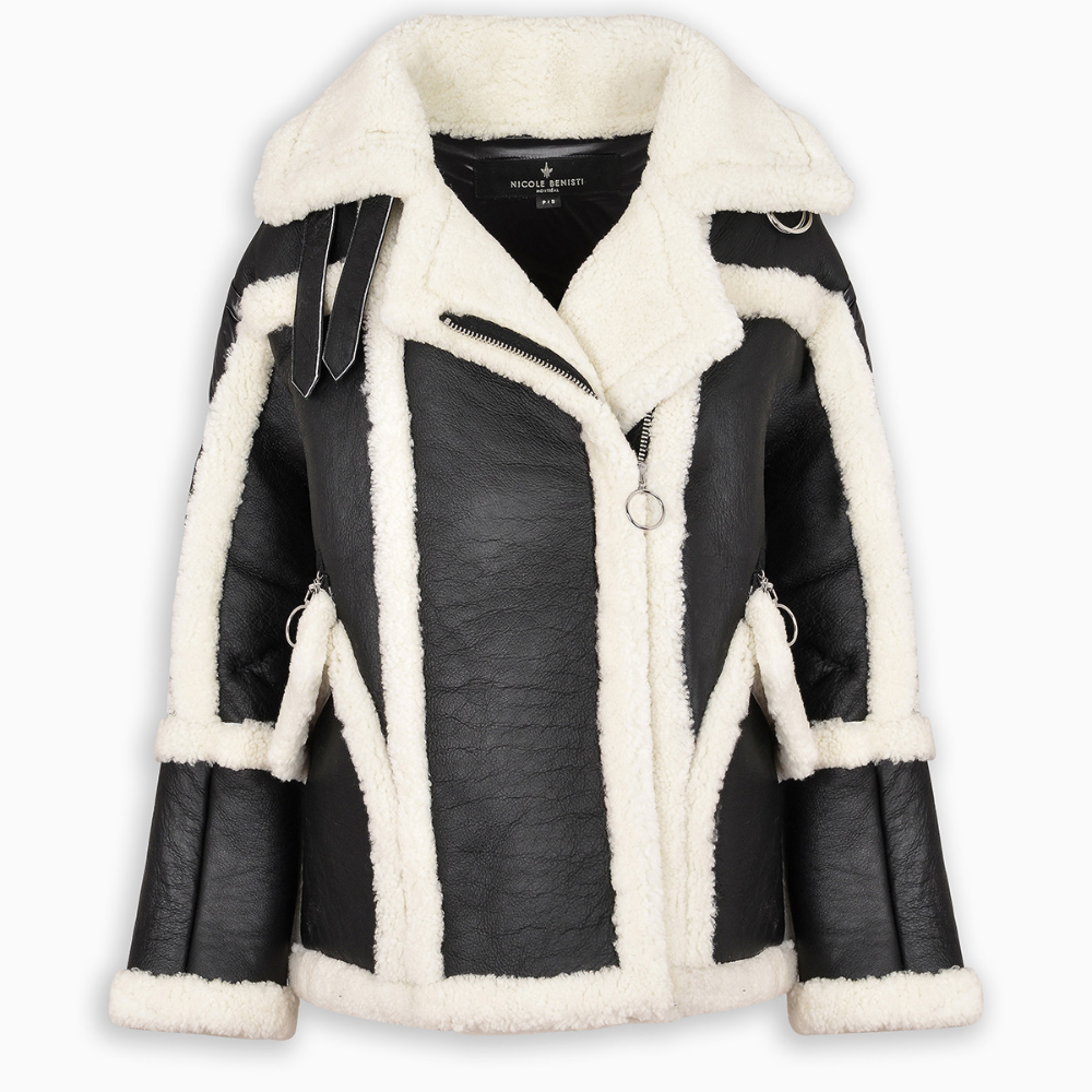 Article No Longer Online Thedoublef Jackets Puffer Jackets Shearling [ 1000 x 1000 Pixel ]