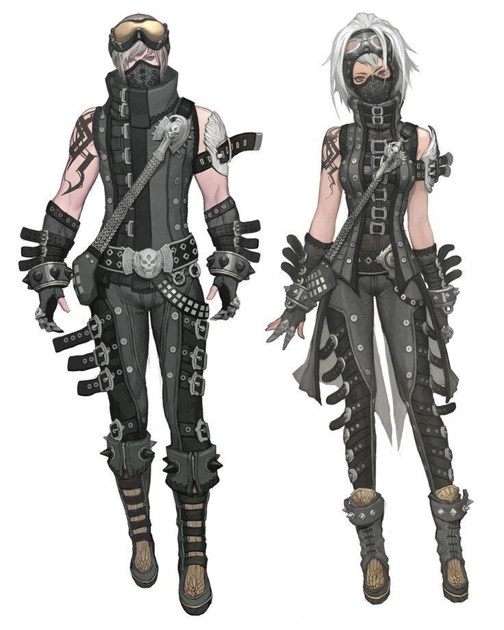 Idea by sheryl lim on art armor clothing leather armor