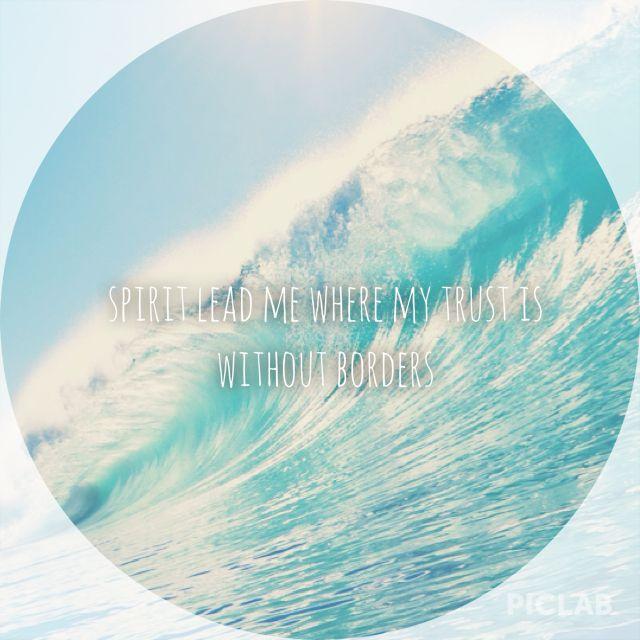 Oceans by Hillsong
