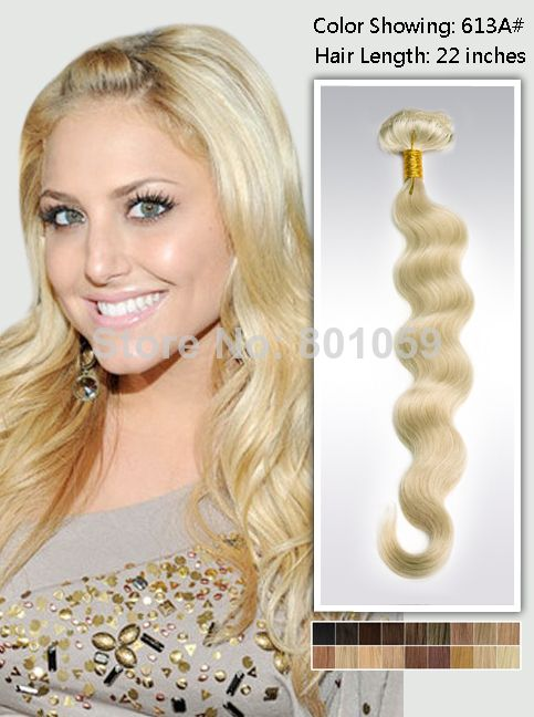 Indian Body Wave Hair Extensions For Short Hair 3pcslot 8 30inch