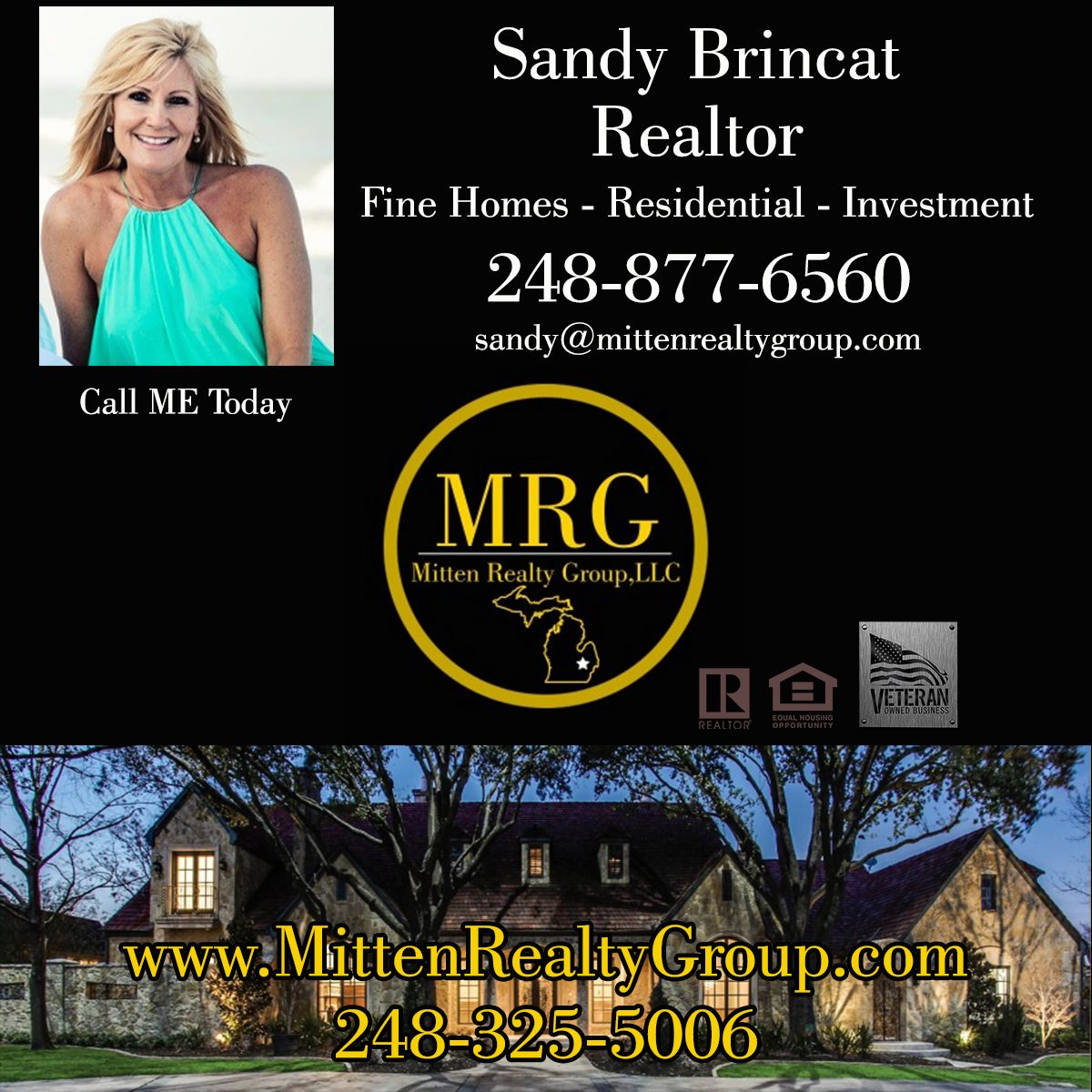 Let Sandy Brincat Help You Find A Home Or Investment Property In