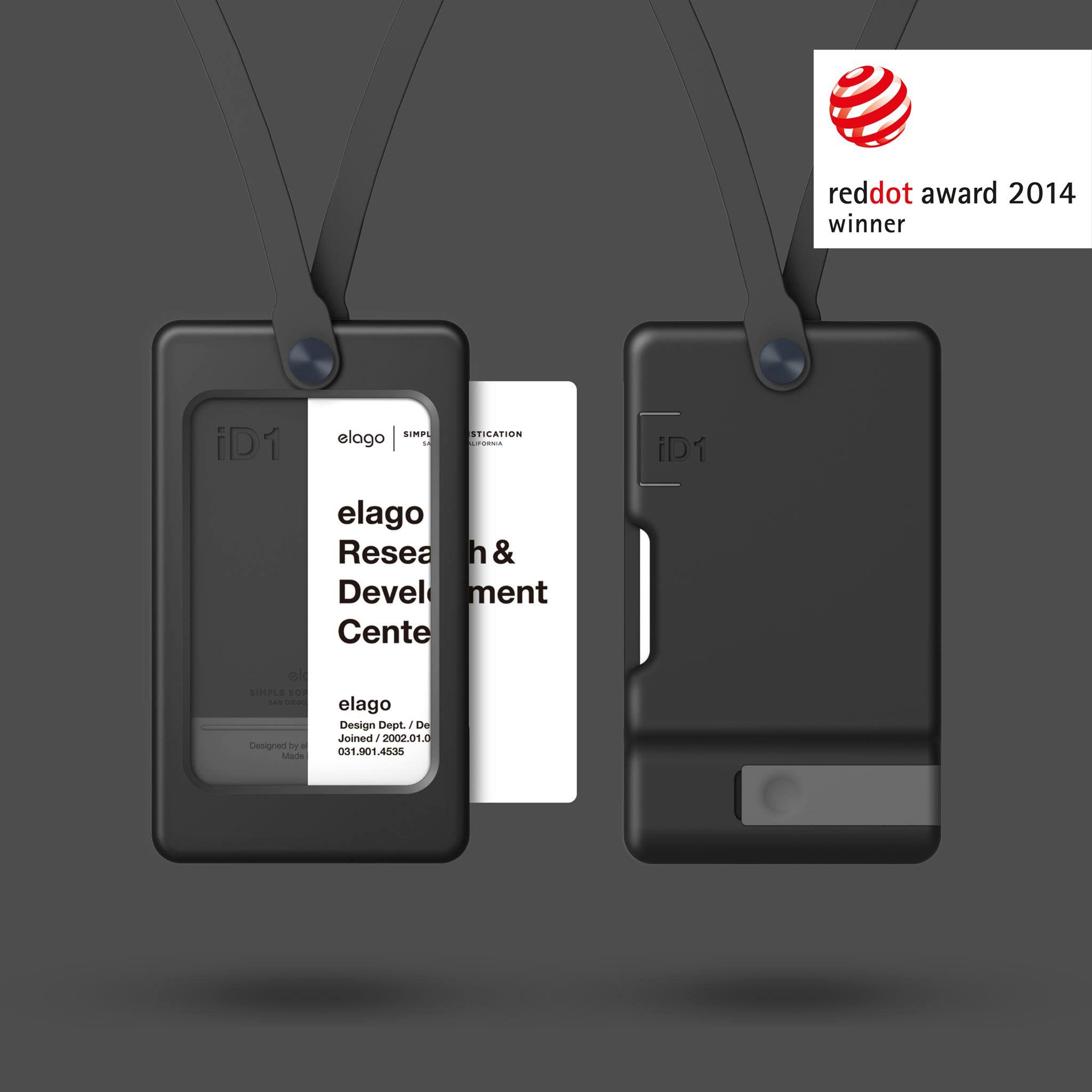 elago iD1 USB ID Card Holder - Black