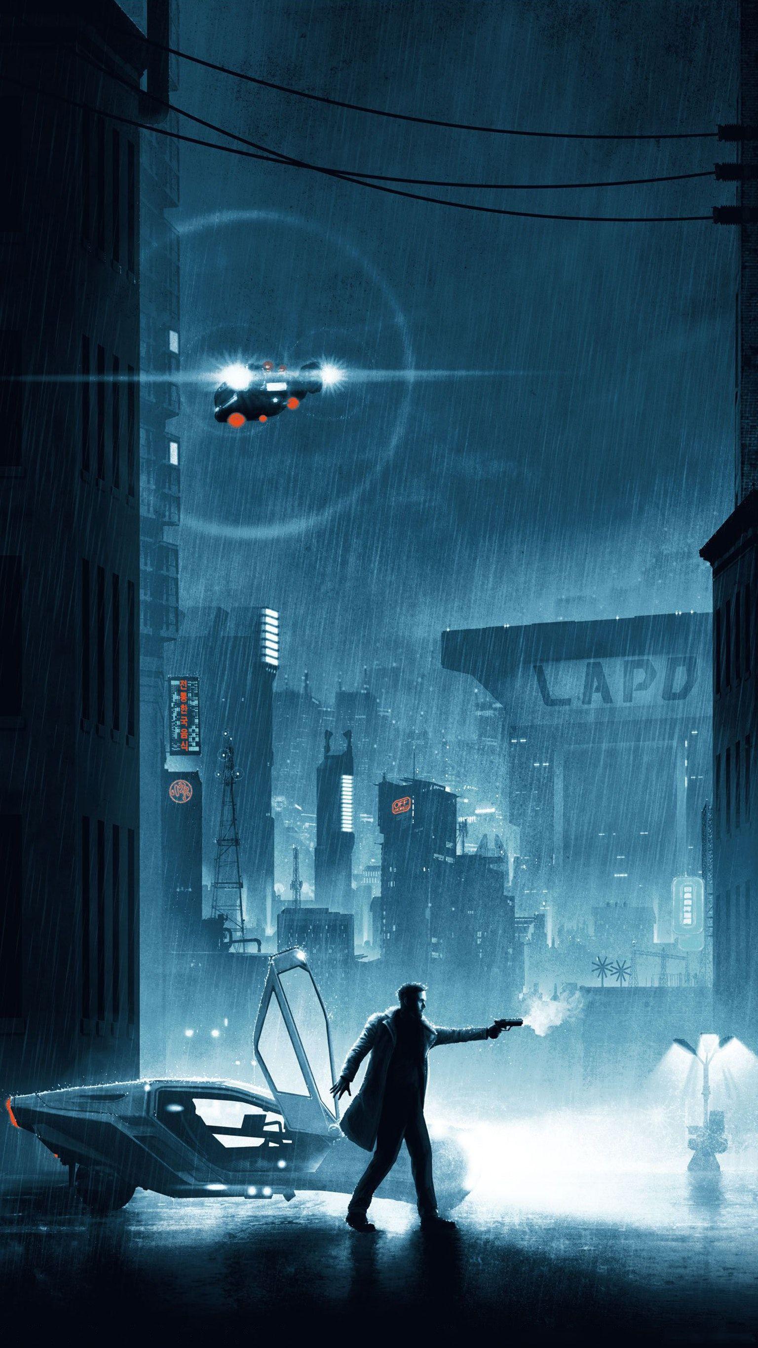 Blade Runner 2049 2017 Phone Wallpaper Poster De Cine Peliculas De Ciencia Ficcion Carteleras De Cine