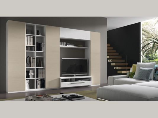 Fotografía de Muebles de salones modernos ACQUA de LANMOBEL #muebles ...