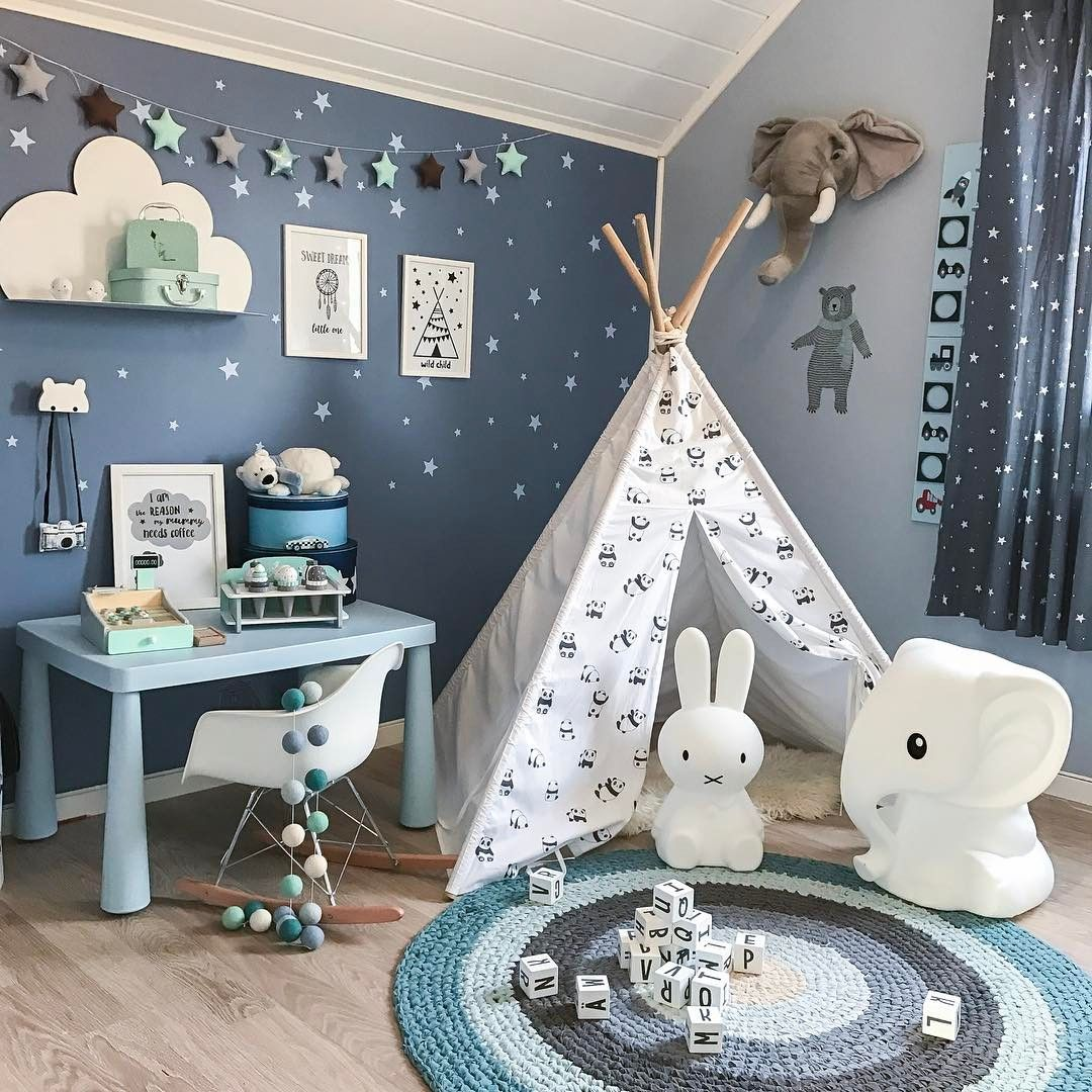 See this instagram photo by madelen88 2 569 likes for Kinderzimmer deko junge