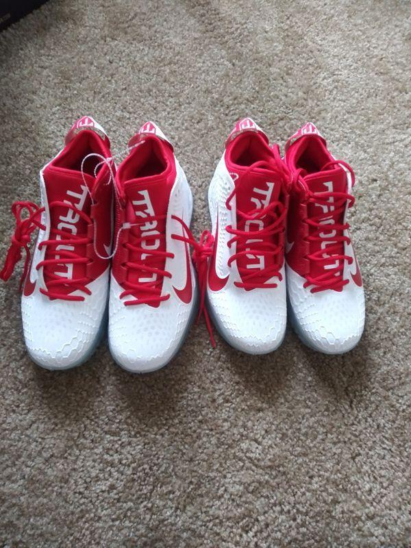 best quality classic styles big discount Nike Force Zoom Trout 5 Turf. NWOB sz 8.5 | Baseball shoes, Nike ...