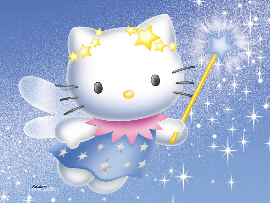 Who android wallpaper pictures of snow free hello kitty wallpaper - I Really Love Hello Kitty Fairies
