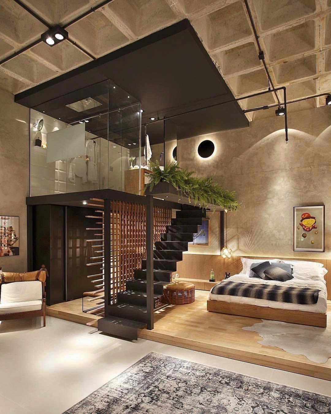 Loft Design pin by boww cholchalatarn on daily dressing loft