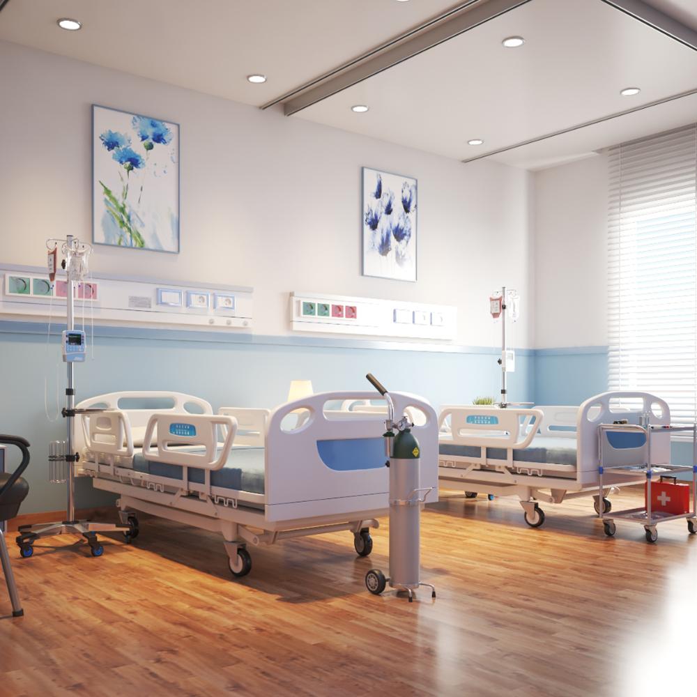 3d Model Real Hospital Room Interior Turbosquid 1436496 In 2020 Hospital Room Hospital Interior Room Interior