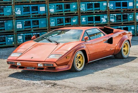The Best Supercars Of The 1970s Lamborghini Countach Lamborghini Countach For Sale Classic Cars