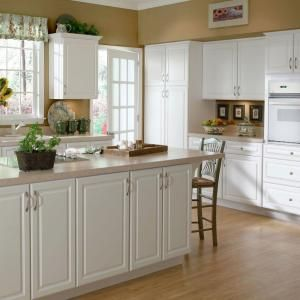 Home Decorators Collection 13x13 In Cabinet Sample Door In Hallmark Arctic White Sd1313 Haw At The Hom Kitchen Cabinet Trends Kitchen Cabinets Kitchen Style