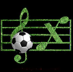 Monica Michielin Alfabetos Alfabeto Clave De Sol Grama E Bola De Futebol Treble Clef Grass And Ball Soccer Football Alphabet In 2020 Treble Clef Alphabet Soccer