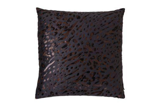 Kissenhulle Leo Leopard Optik Kissenbezug Zierkissen Deko Kissen In