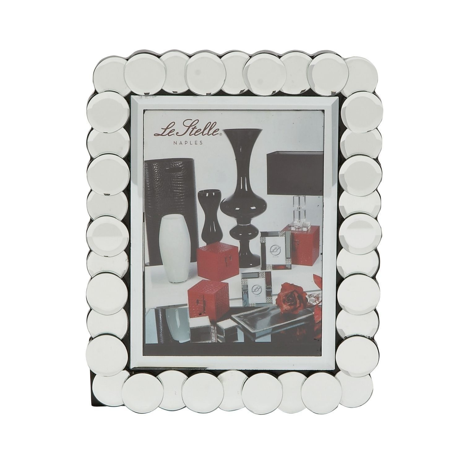 Studio 350 Wood Mirror Photo Frame 8 inches wide, 10 inches high ...