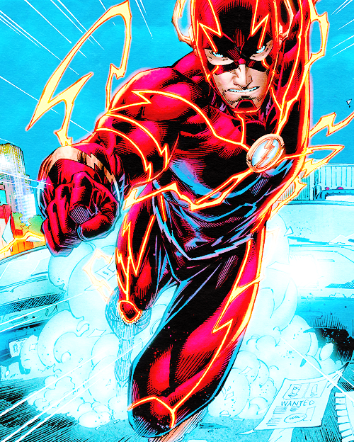 (The Flash #34) - Brett Booth
