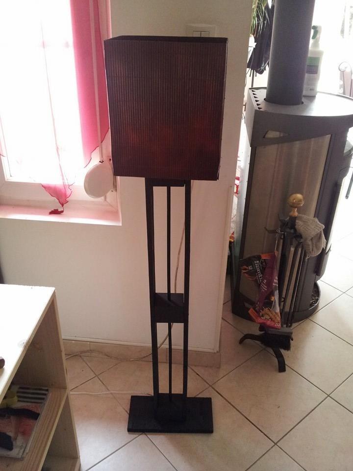 Déco intérieure luminaire (objet et meuble en palette) Meubles