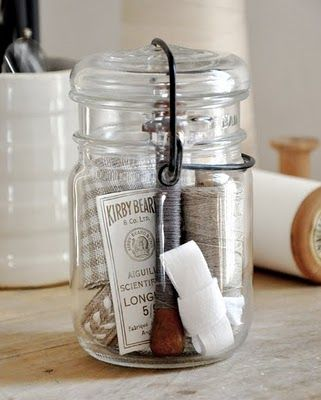Inspiration in a Jar