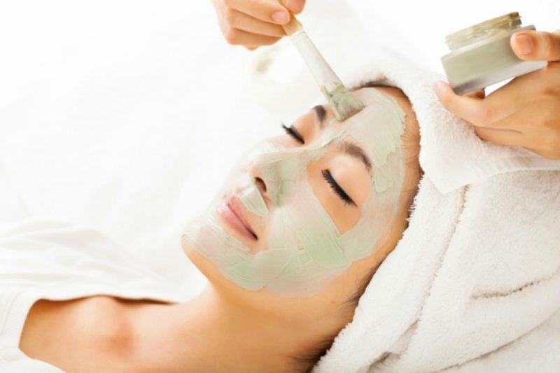 Sex facial treatment aftercare nude