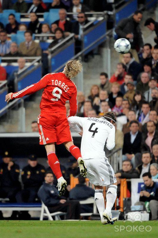 Fernando Torres, Sergio Ramos Sernando