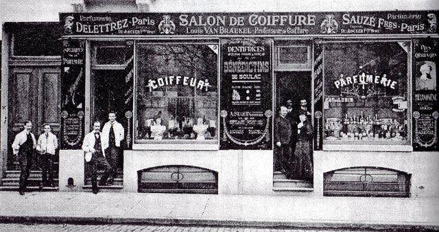 303-307 le barbier de lavenue