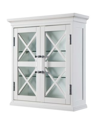 Blue Ridge Wall Cabinet With Two Doors