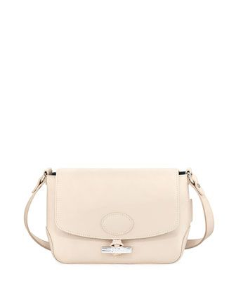 Roseau+Leather+Crossbody+Bag+by+Longchamp+at+Neiman+Marcus+Last+Call ... 8f931872e4