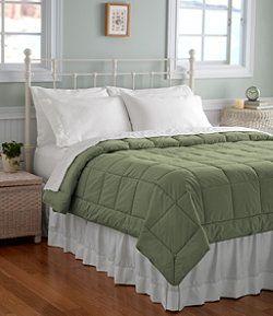 #LLBean: Ultrasoft Cotton Comforter