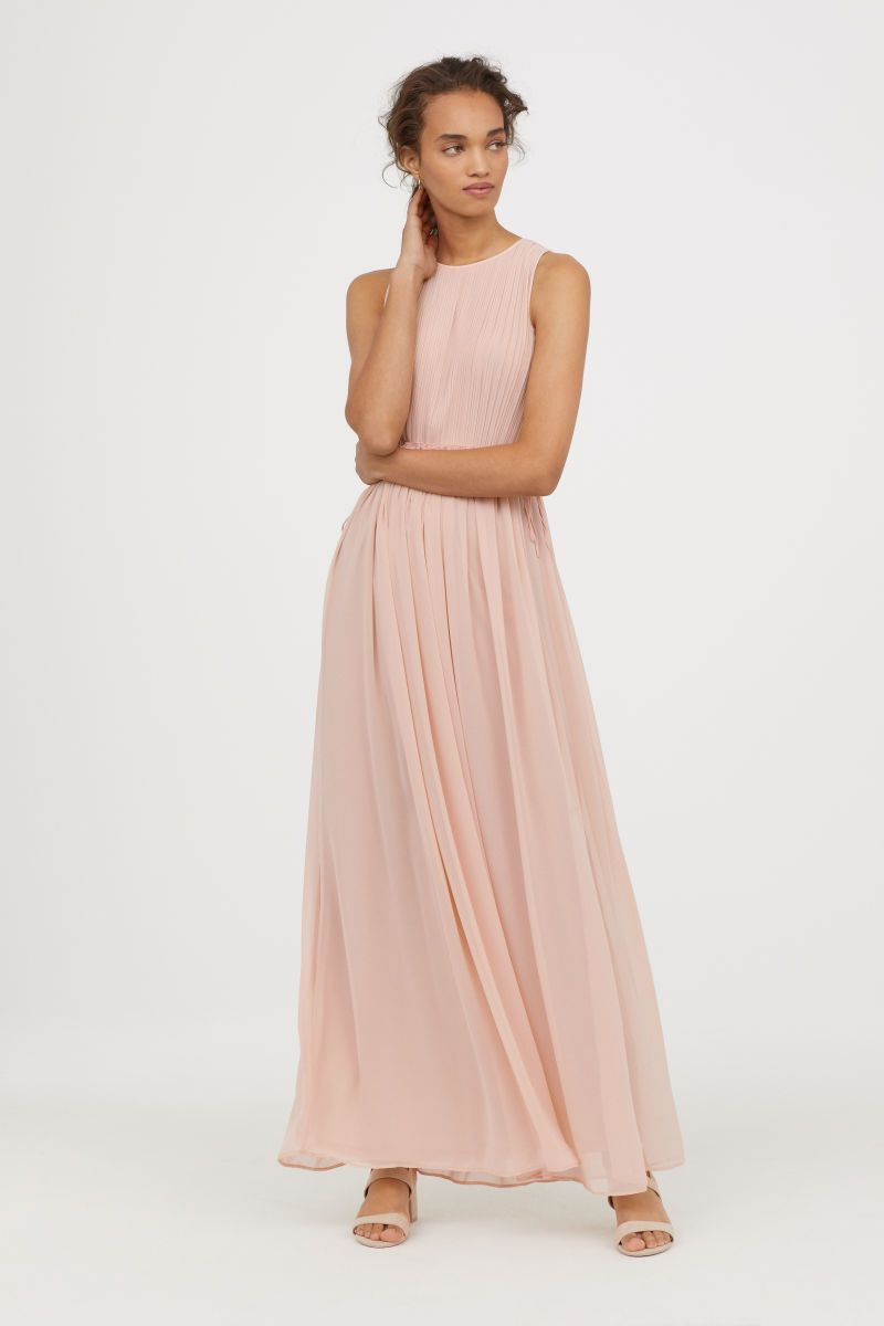 e6c166089bf Long Chiffon Dress