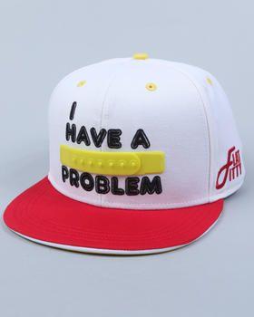 f2d8585f9ade6 NEW!! Flat Fitty - I Have A Snapback Problem Hat