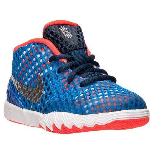 outlet store bc312 5966b Boys  Toddler Nike Kyrie 1 Basketball Shoes - 717223 401   Finish Line