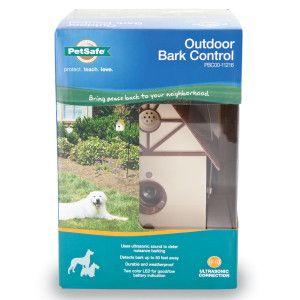 Petsafe Outdoor Dog Bark Control Dog Bark Control Outdoor Dog Dog Barking