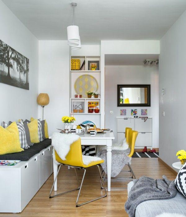Un piso decorado con productos de ikea chicanddeco ikea - Ikea piso 50 metros ...