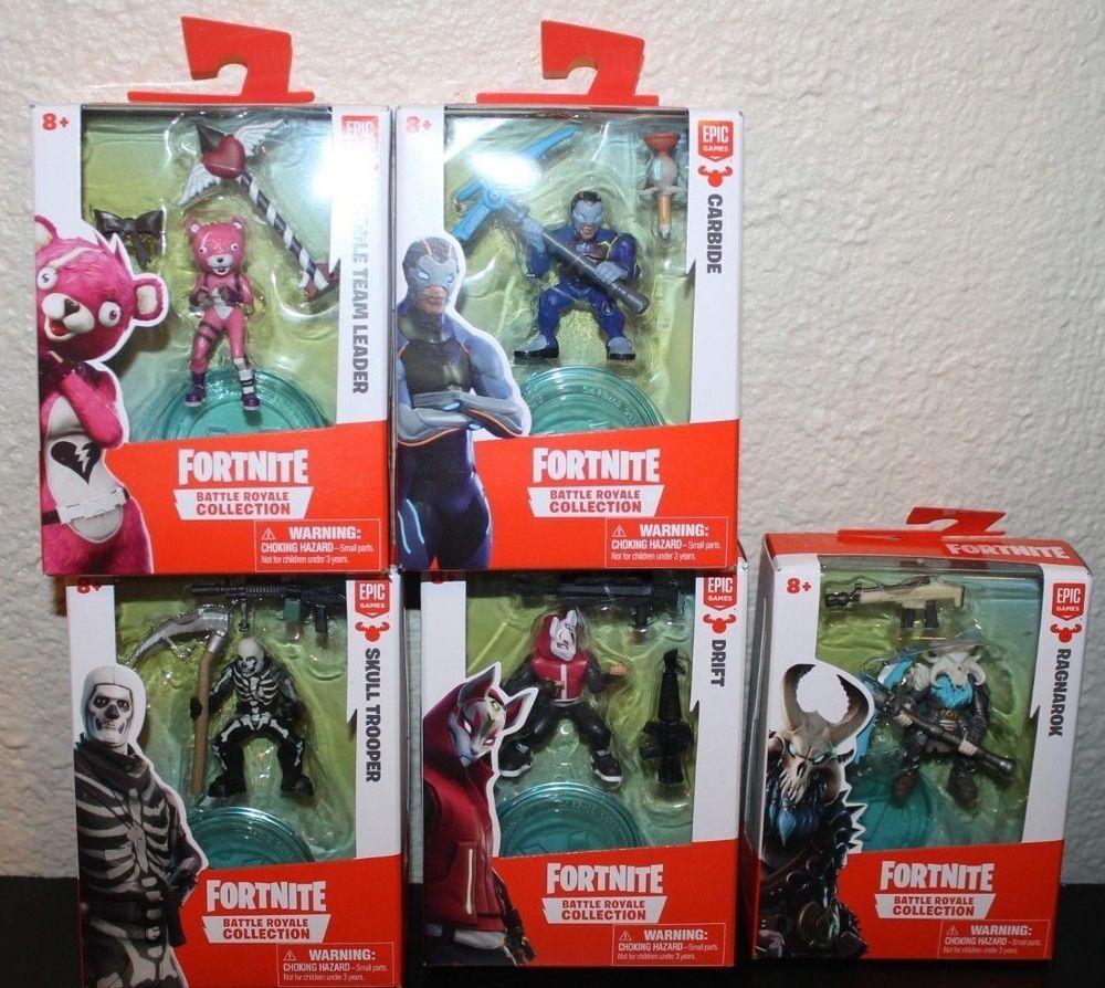 Fortnite Battle Royale Collection Skull Trooper Ragnarok Drift