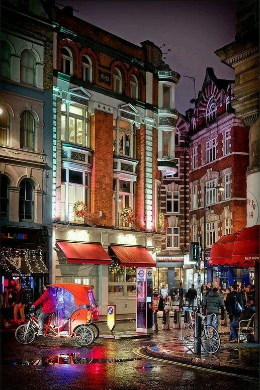 Soho.Londres.