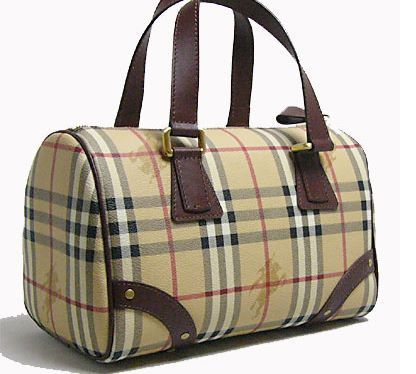 1adf9038f37 Burberry Boston Bag. Simple and classic. |