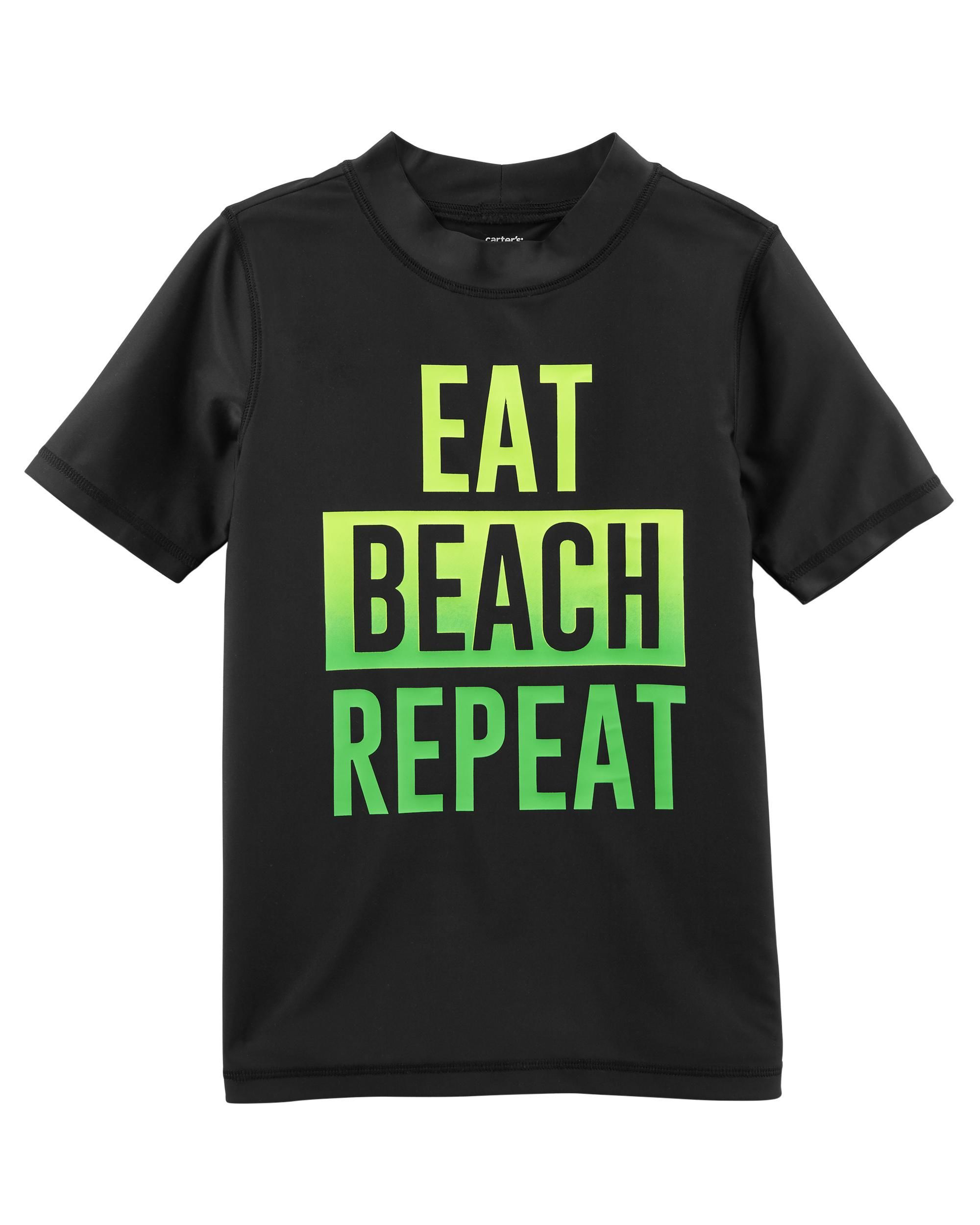Carter's Beach Rashguard (With Images)