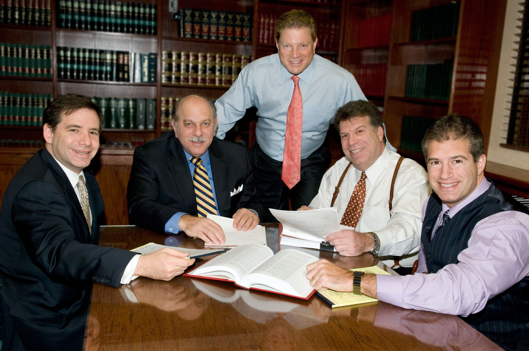 Our Freehold New Jersey Personal Injury Law Office http