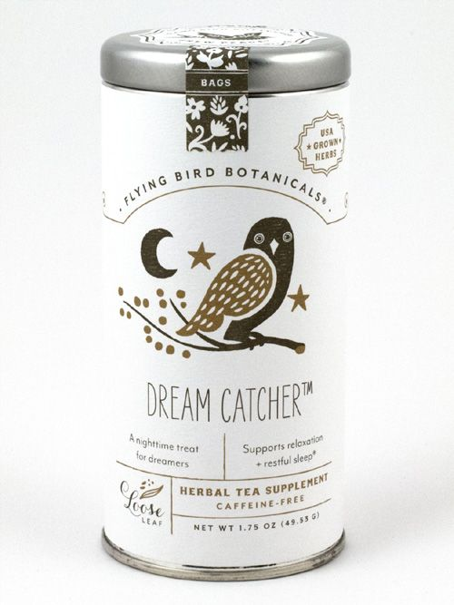 Package Design: Flying Bird Botanicals