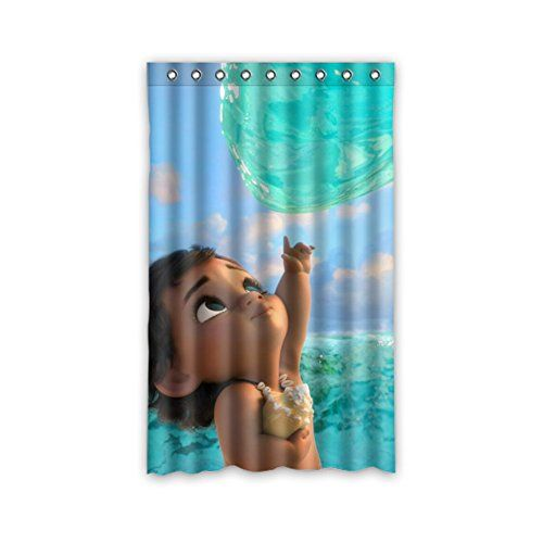 Beautiful Disney Moana Bedroom Decor For Sweet Princess Dreams Best Toys For Kids Disney Room Decor Cool Curtains Bedroom Themes