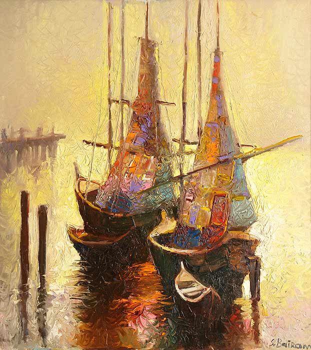 Bayram Salamov Bajram Salamov 1965 Art Art Gallery Painting