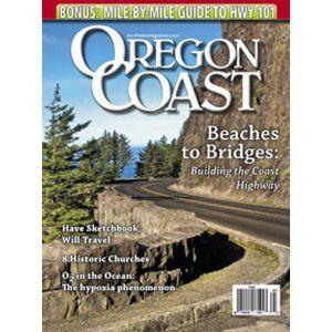 Oregon Coast Magazine. A must-have for any Oregon coast fanatic!
