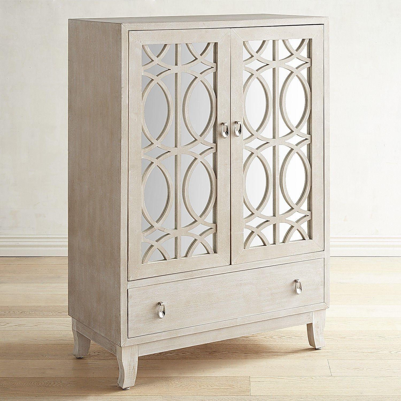 Mirella Mirrored Cabinet | Mirror cabinets