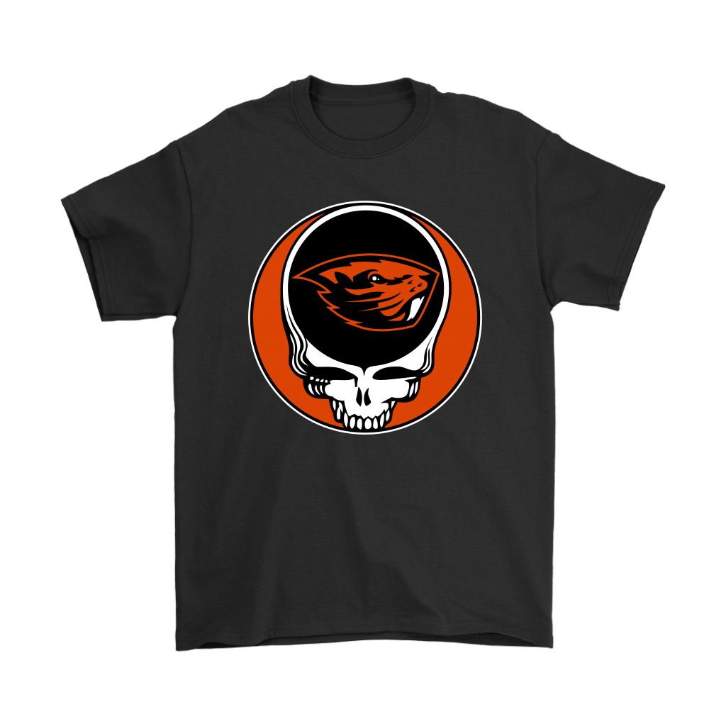 NCAA Football Oregon State Beavers X Grateful Dead Shirts – The Daily Shirts -  NCAA Football Oregon...