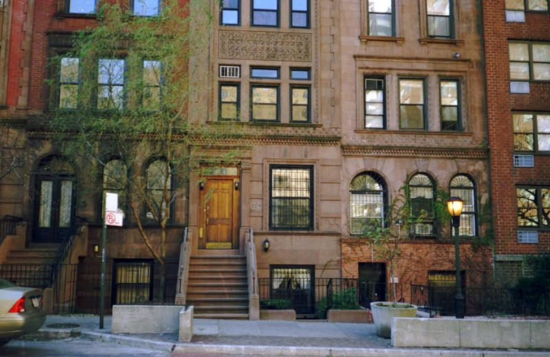 New York Brownstone Additions | Manhattan New York Brownstone Before U0026  After Floor Plan