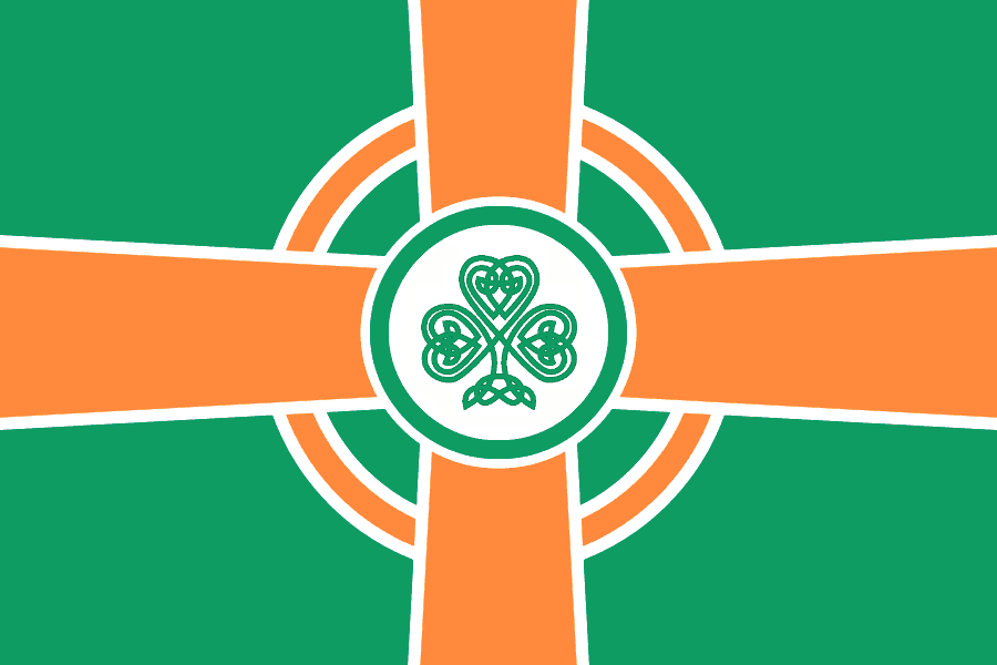 Ireland Ireland Flag Irish Flag Flag Design