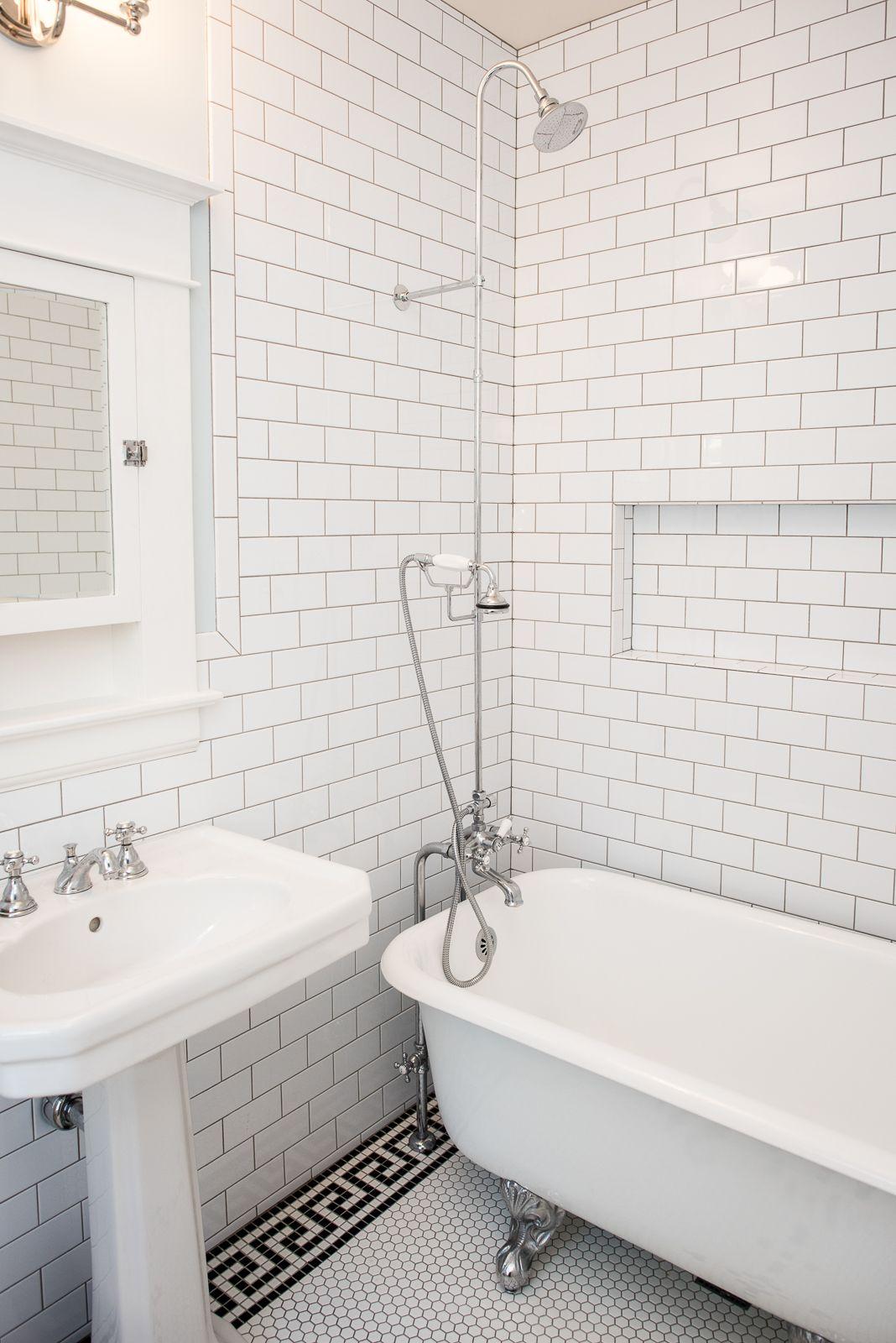 Pin By Crd Design Build On Ballard Addition Clawfoot Bathtub